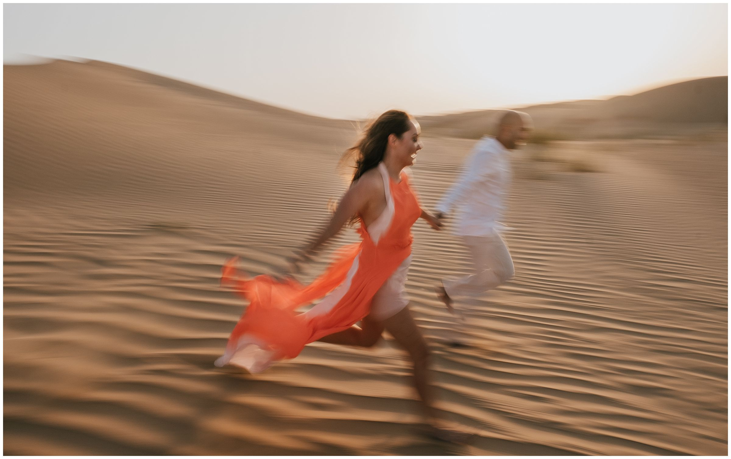 Dubai wedding photographer, dubai engagement photography, bernie and bindi, desert engagement
